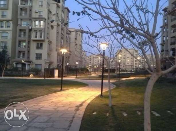 flat for rent in Madinaty 200 sqm wide garden view code P0412