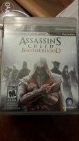 Assassins Creed game for playstation 3