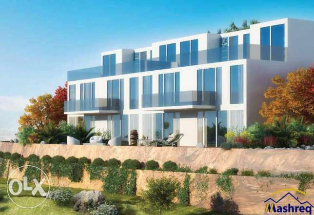 Chalet Studio for Sale installments in IL Monte Galala Ain Sokhna الشيخ زايد -  3