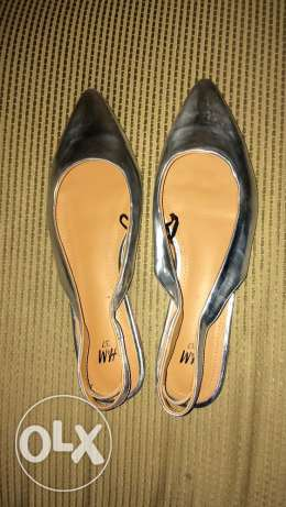 h and m shoes