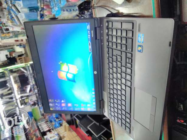 Core i5 جيل تالت -ram 4gb-hdd 320-vga intel HD 1gb-dvdr-4usb-cam-15.6