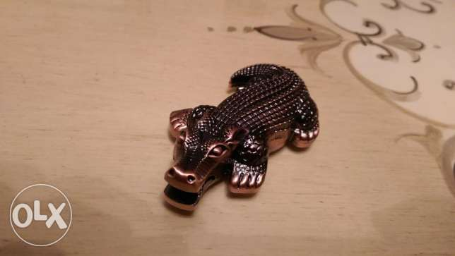 Crocodile Lighter Oxde from Turkey