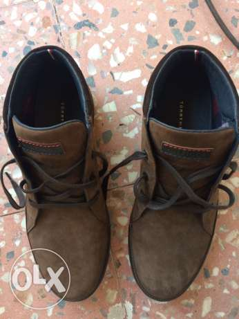 tommy hilfiger new felix 5n shoes size 43 الدقى  -  2