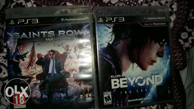 2 Ps3 games for sale