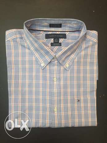 Tommy Hilfiger shirt size large original new from USA