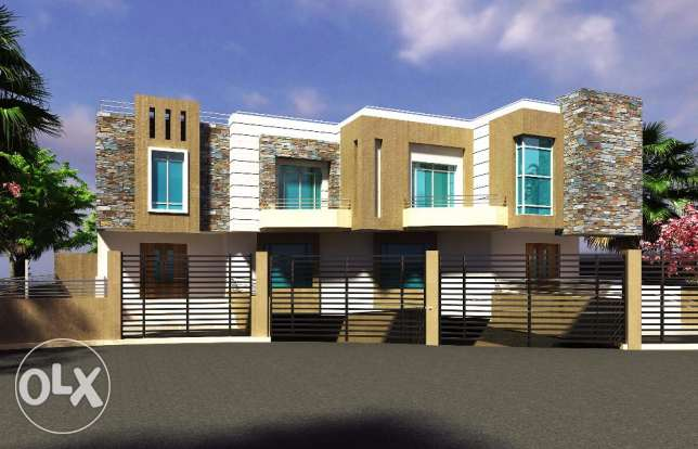 twin house villa for sale with total price starting from 1.5million