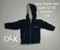 Baby Very heavy new jacket جاكت جديد تقيل جدل