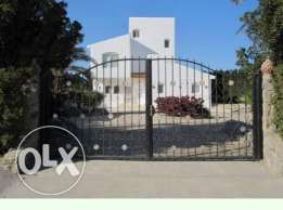 Villa for rent in Christmas and new year