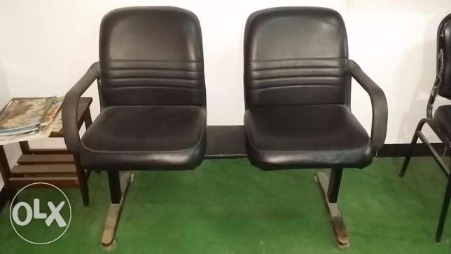 Hurghada only! Block-chairs, perfect condition.