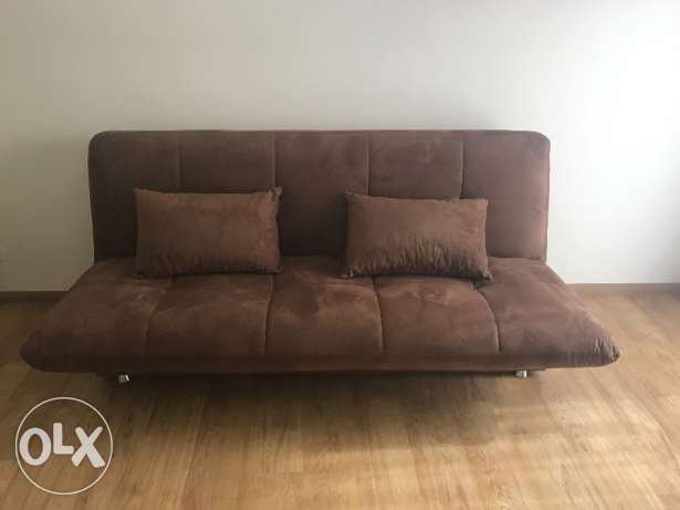 Convertible Sofa Bed with Storage القاهرة الجديدة -  1
