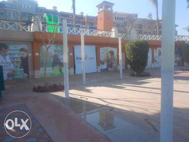 for rent and sale shop Porto Sharm