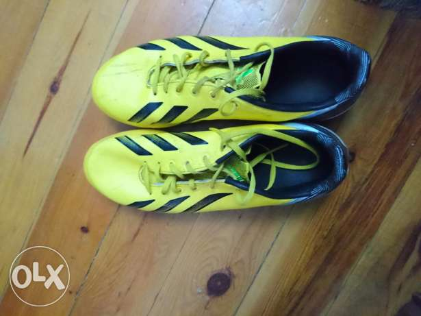 Adidas f50 soccer cleats