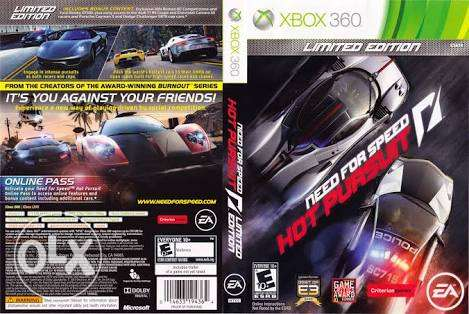 Need 4 speed Hot pursuit Xbox 360