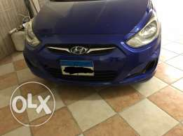 Hyundai accent rb 2014