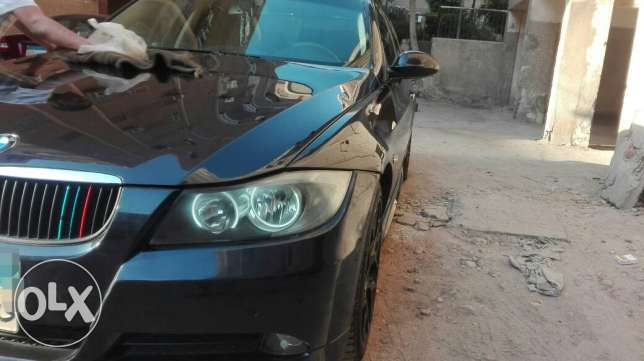 Bmw 2008 i drive very good Condition