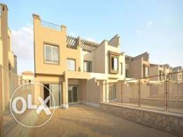 Townhouse located in New Cairo for sale 325 m2, Palm Hills Katameya