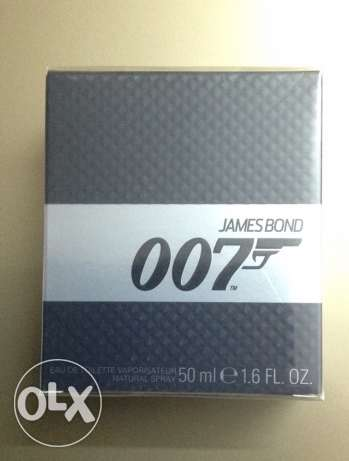 James Bond 007 for men 50 ml