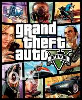 need GTA Ps4 عاوز اشتري