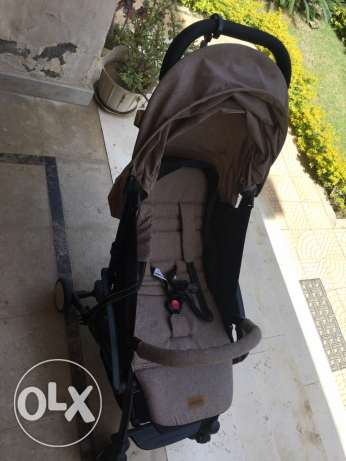 stroller in a very good condition