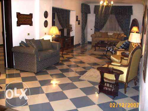 Apartment located inMohandessin, Giza for Rent 200m2