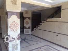 For sale a large 2-bedroom apartment with 2 bathrooms in El Kawther