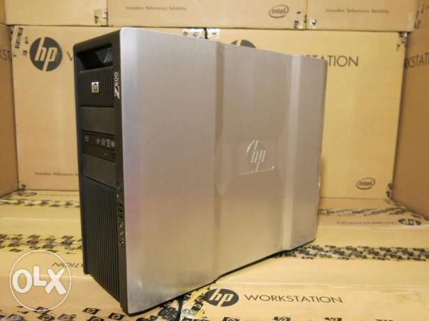 ب2 برسيسور للجرافك/HP WORKSTATION بالضمان/رمات24جيجا/FX 600/كاش24ميجا