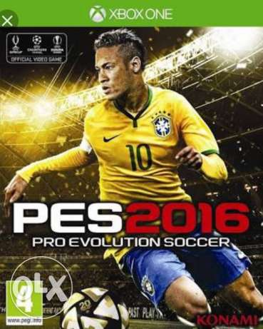 account xbox1 pes 16 and rise of the tomb raider