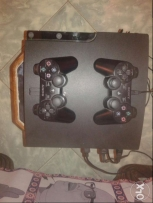 Ps3 for sale with 9 cds