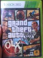 Xbox 360 GTA V(pal) original CD