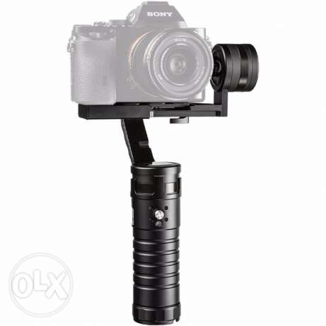 Ikan Beholder MS1 Brushless Gimbal + Joby pro mobile mount