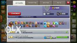 clash of clans lvl 115 unlimited gems