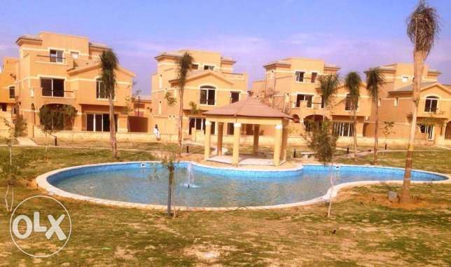Dyar Park Twin Housse Prime Location & Special Price التجمع الخامس -  2