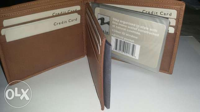 Wallet genuine leather العبور -  3