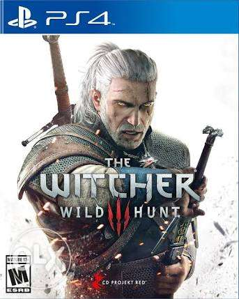 The witcher 3 ps4 for trade فيصل -  1