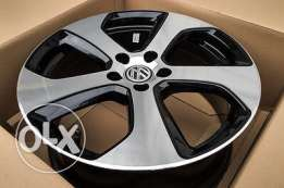 Rims 17 new 5/112 VW