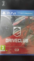 (New -Sealed) Driveclub Ps4