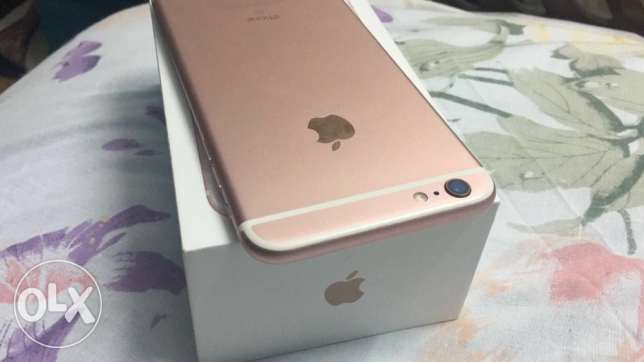Apple iPhone 6S Plus Rose Gold 64GB For Sale مدينة نصر -  6