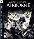 ps3 Medal of Honor Air borne