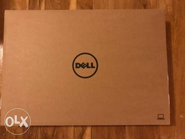 New in box Dell laptop 15.6 screen Inspiron 15 Model 3558 الشيخ زايد -  1