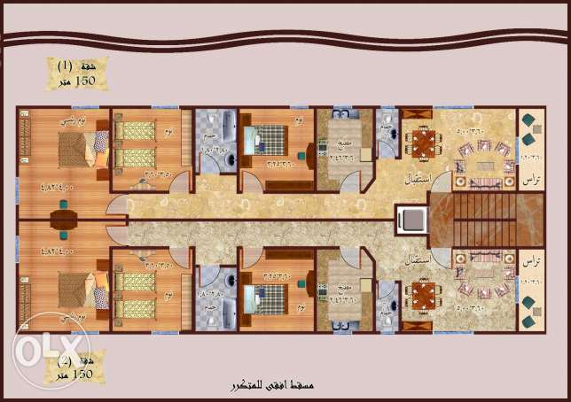 Apartment for sale in 6th octoper