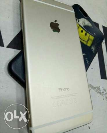 iphone 6plus Golden 16Gb شبرا -  1