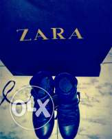 Zara Man High Top 43 Blue