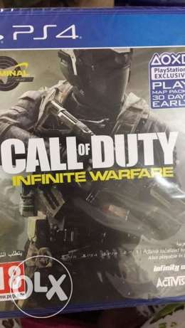 Call of duty infinite warfare arabic edition