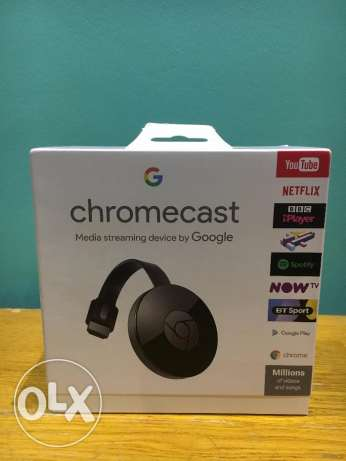 Google Chromecast 2 New