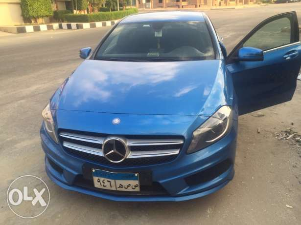 Mercedes A200 Amg special order