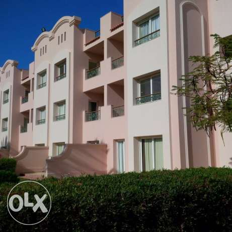 one bed room flat in sahl hasheesh overlooking the pool and sea for re الغردقة -  3