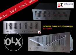 Pioneer Graphic Equalizer