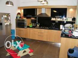 For Rent Town House Furnished in Meadows Parkin sheikh Zayed