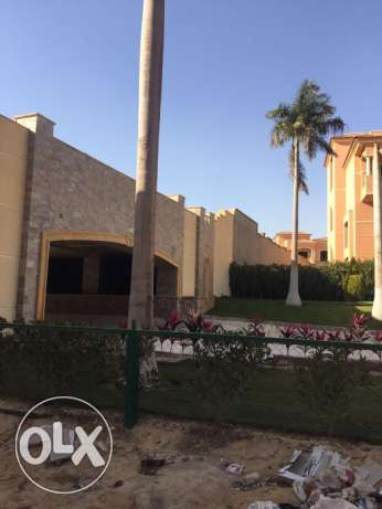 villa twin house EMARLD PARK compound القاهرة الجديدة -  3