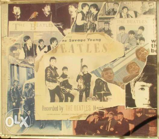 The Beatles (Anthology) part (1) 2CDS مصر الجديدة -  1